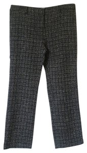 WinterSilks Straight Pants Gray/Black/White