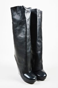 Marsèll Marsell Leather Leg Black Boots