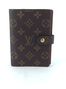 Louis Vuitton Louis Vuitton Monogram Agenda Cover PM