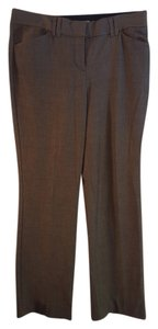 Express Design Trouser Pants Brown