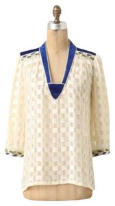 Anthropologie Top Natural
