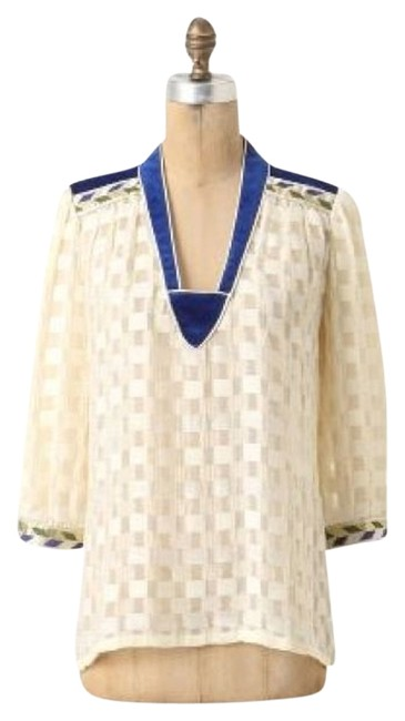 Preload https://img-static.tradesy.com/item/1135488/anthropologie-natural-madchen-for-blouse-size-8-m-0-0-650-650.jpg