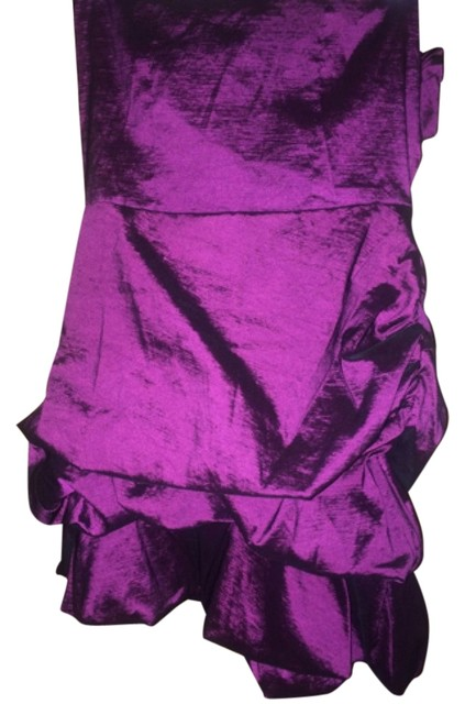 Preload https://img-static.tradesy.com/item/11355712/poetry-dark-purple-strapless-party-high-low-cocktail-dress-size-6-s-0-3-650-650.jpg