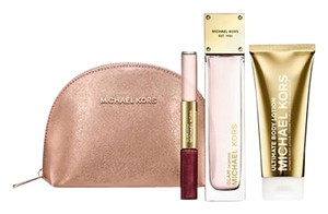 Michael Kors NIB Michael Kors Glam Jasmine Jet Set Travel Set