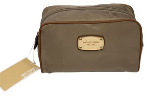 Michael Kors Michael Kors Dusk Abbey Large Travel Nylon Cosmetic Case Bag Pouch