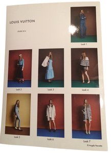 Louis Vuitton Louis Vuitton Cruise 2014 Catalog