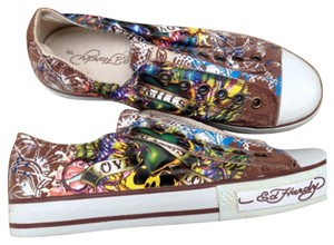 Ed Hardy Brown Athletic