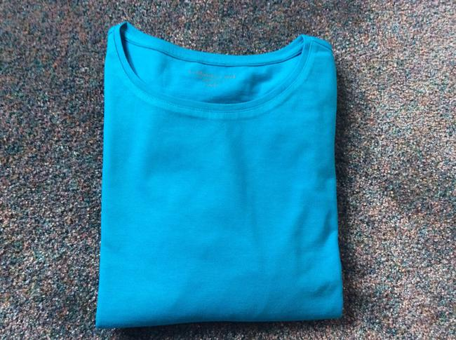 Coldwater Creek T Shirt TURQUOISE