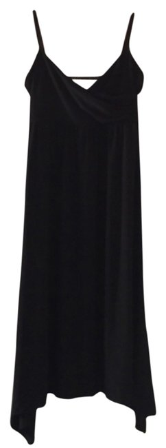 Max Studio Black Knee Length Cocktail Dress Size 0 (XS) Max Studio Black Knee Length Cocktail Dress Size 0 (XS) Image 1