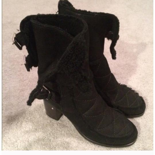 Laurence Dacade Blac Boots Image 1