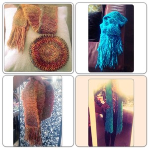 Other 2 Winter Hat & Scarf