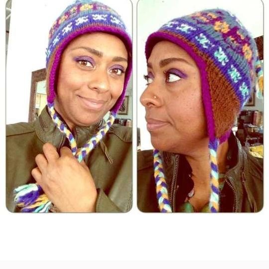Other 2 Winter Hat & Scarf Image 6