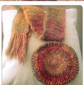 Other 2 Winter Hat & Scarf Image 9