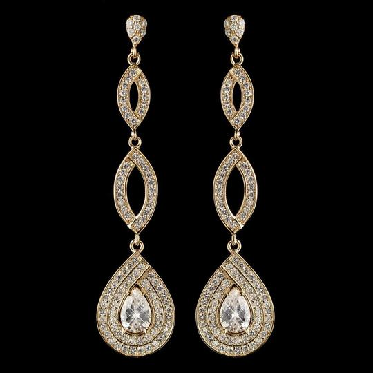 Preload https://item5.tradesy.com/images/elegance-by-carbonneau-gold-plated-pave-cz-earrings-1135804-0-0.jpg?width=440&height=440