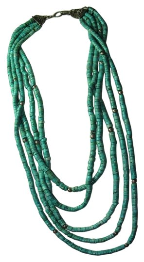 Preload https://img-static.tradesy.com/item/11359228/silver-and-turquoise-sterling-necklace-0-9-540-540.jpg