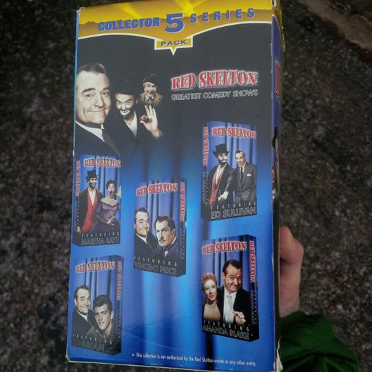 Other Red Skelton VHS collectors series Image 1
