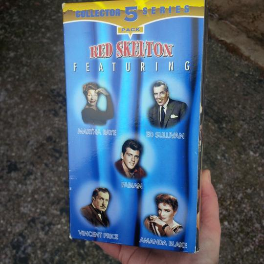 Other Red Skelton VHS collectors series Image 2