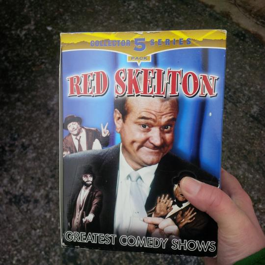 Other Red Skelton VHS collectors series Image 3