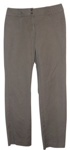 Style & Co Straight Pants Olive Green