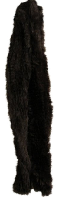 Brown Faux Fur Scarf/Wrap Brown Faux Fur Scarf/Wrap Image 1