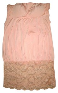 Charlotte Russe Top peach