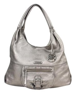 Michael Kors Pebbled Leather Shoulder Bag