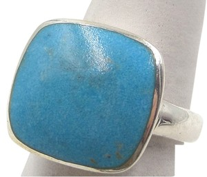 Other Turquoise Sterling Silver Ring Size 6