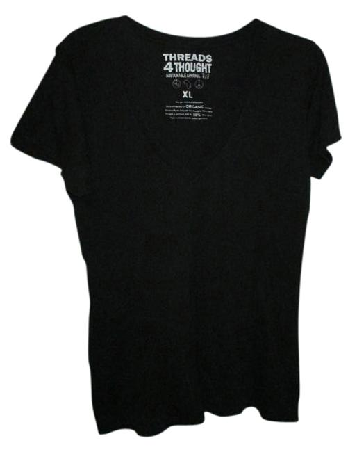 Preload https://item3.tradesy.com/images/threads-4-thought-black-xl-fitted-t-shirt-tee-shirt-size-16-xl-plus-0x-1136552-0-2.jpg?width=400&height=650