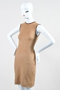 Ralph Lauren short dress Tan Black Label on Tradesy