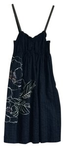 Ruehl No.925 short dress Navy on Tradesy