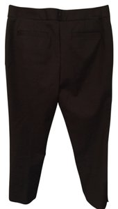 Kate Spade Dress Straight Pants Black
