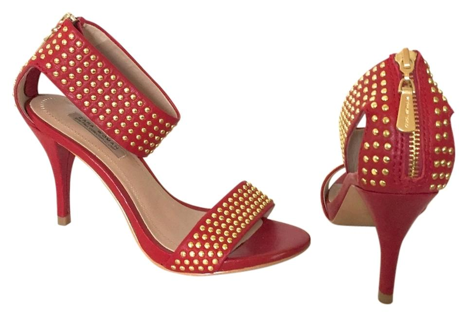Zara Red Woman Pro- Fall Pumps Collection 2011 (Size) 37 Pumps Fall c2d99b