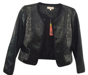 Tory Burch Blazer Black Jacket