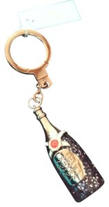 Kate Spade Kate Spade New York Champagne Bottle Keychain