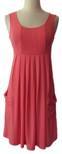 Calvin Klein short dress Coral on Tradesy