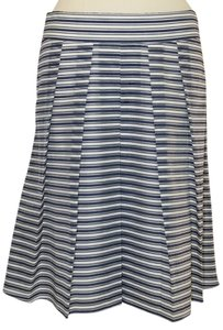 J.Crew Skirt Blue/White