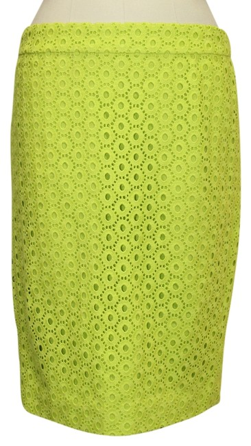 Preload https://item2.tradesy.com/images/jcrew-yellow-no-pencil-in-circle-eyelet-sold-out-knee-length-skirt-size-2-xs-26-1136866-0-0.jpg?width=400&height=650