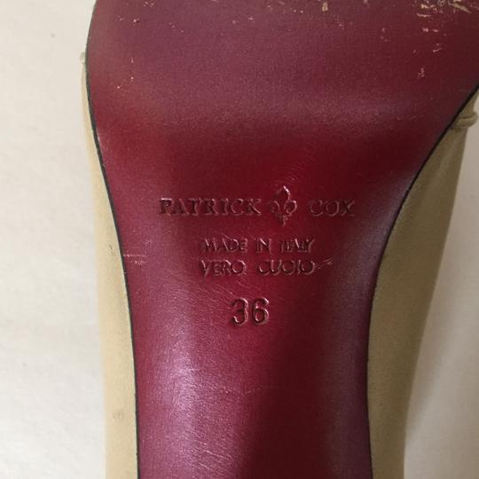 Patrick Cox Sexy Red Soles Vintage taupe Pumps Image 5