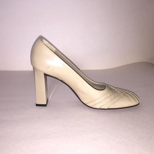 Patrick Cox Sexy Red Soles Vintage taupe Pumps Image 6