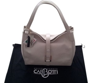 Carbotti Leather Shoulder Bag