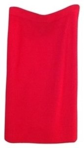 St. John St Skirt Red