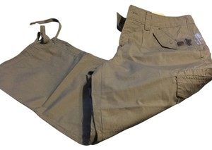 Bass Capri/Cropped Pants Barley olive