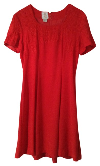 Preload https://item1.tradesy.com/images/a-studio-by-pat-argenti-dress-red-1137015-0-0.jpg?width=400&height=650