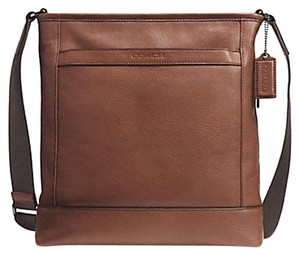 Coach F71341 71341 Classic Tobacco Messenger Bag
