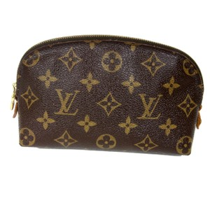 Louis Vuitton Louis Vuitton Monogram Canvas Pochette Cosmetic PM Pouch
