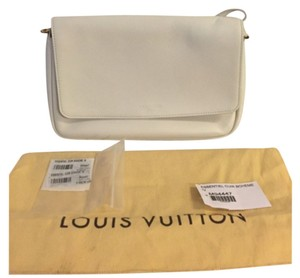 Louis Vuitton Ivory Clutch
