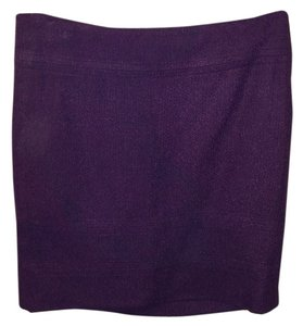 Versace Skirt purple