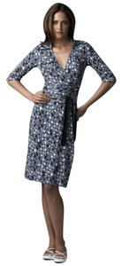 Diane von Furstenberg Dvf Wrap Silk Jersey Dress