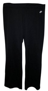 Nike Lightly Fleeced Workout Xl Athletic Pants Black