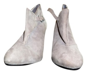 Colin Stuart Dark Grey Boots